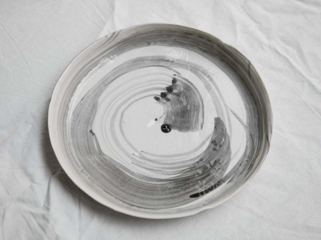 einzelstück gray - plate