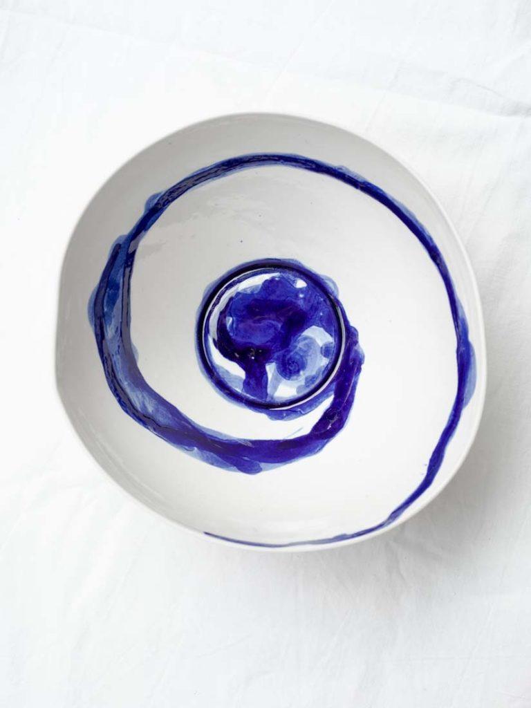 einzelstück blue - bowl