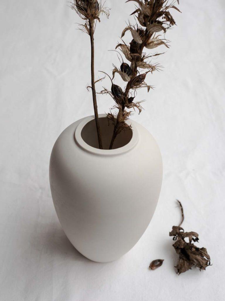 raw - vase